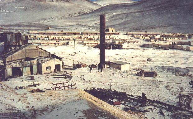 Lugares abandonados de Argentina