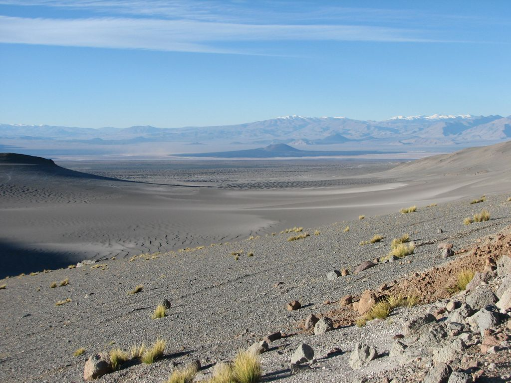 Camino a las papas for Ambientes de argentina